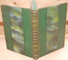 Originale antiquarische Bücher aus Leder mit Belletristik-Genre
