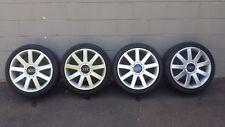 """AUDI 18"""" INCH ALLOY WHEELS & TYRES A4 B5 B6 A6 A8 VW RS4 225/40/18 RIMS 5x112"""