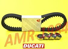 Set Belts Ducati + Bearings Monster 800 S2r from 2005 a 2008 73710051a