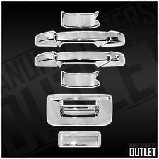 2007-2013 Chevy Silverado 1500/2500 2dr Door Handle Tailgate w/o Lock Cover Trim