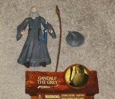GANDALF THE GREY loose 3.75 Inch Figure complete FREE SHIPPING