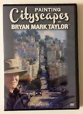 Bryan Mark Taylor: Painting Cityscapes - An Art Instructional DVD
