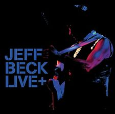Jeff Beck Live + NEW SEALED 180g 2LP Live set w/ Jimmy Hall, Rhonda Smith!