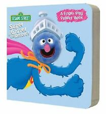 Super Grover to the Rescue! (Sesame Street) (Finger Puppet Books)