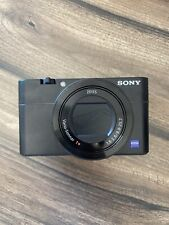 Sony Cyber-shot DSC-RX100 VA CMOS Digital Camera - Black
