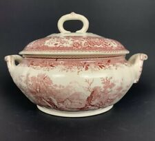Villeroy & Boch  Burgenland  Red  Covered Soup Toureen