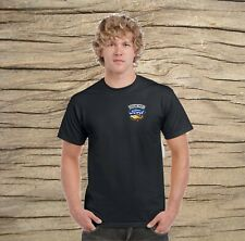 Genuine Parts Small Chest Logo T-shirt Cool New Retro Ford Licensed  design