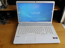 "PC Portable Sony VAIO VPCEF  17.3 "" led, W7 TBE. SSD 240 go+HDD500  8go ddr3"