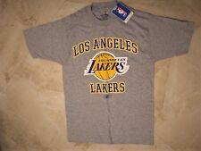 Los Angeles Lakers T-shirt Adult Small Gray Cool Logo Reebok NBA NWT 1a7907d14