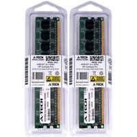 4GB KIT 2 x 2GB HP Compaq Pro 3110 3115 3120 3125 3130 3135 3300 Ram Memory