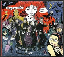 CD ALBUM / DIONYSOS - WHATEVER THE WEATHER CONCERT ELECTRIQUE / COMME NEUF