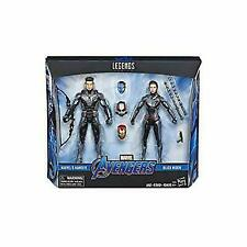 Avengers Endgame Black Widow 3.5-Inch PVC Figure Quantum Realm Suit Loose
