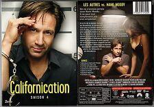 CALIFORNICATION - saison 4 - Coffret 2 boitiers slims - 2 DVD - Comme  NEUF