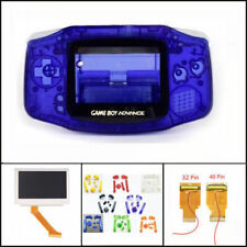 Nintendo Game Boy Advance Cable Backlight Backlit Adapter AGS 101 Mod Kit W/ LCD