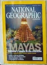 NATIONAL GEOGRAPHIC ESPAÑA - VOL. 21 - Nº 2 - AGOSTO 2007 - VER SUMARIO