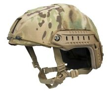 FirstSpear solid helmet cover Ops Core FAST high cut XXL 2X Multicam stretch FS