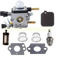 Carburetor Tune up kit Fit Stihl BG45 BG46 BG55 BG65 BG85 SH55 SH85 Blower