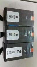 3-  New Sealed Genuine HP 920XL Black Ink Cartridges