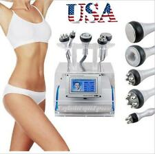 US Cavitation Vacuum Bipolar RF  Slim Fit Reshape Body Slim Fat Removal Machine