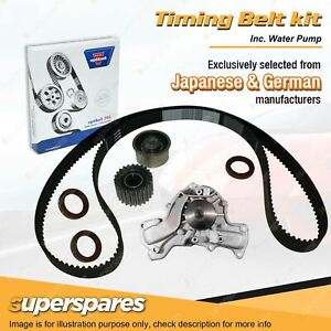 Superspares Timing Belt Kit & Water Pump for Alfa Romeo 159 JTD 2.4L 5cyl 939A3