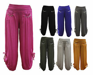 NEW FILO QUELQUE  Holiday Resort Pants SIZES 8 10 12 14 16 18
