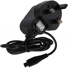 UK MAINS MICRO USB WALL PLUG MOBILE PHONE CHARGER CABLE FOR BLACKBERRY PASSPORT