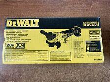 """NEW Dewalt 20V 4 1/2"""" 4.5"""" Brushless Angle Grinder w/ Brake 20 Volt MAX DCG413B"""