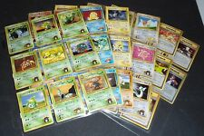 Complete Gym 1 Heroes 96 Card Set Japanese Pokemon Cards EXCELLENT