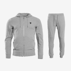 Antony Morato Silver Zip Tracksuit - Light Grey - REDUCED, WAS £160, NOW £100!!