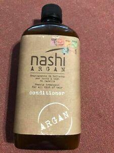 Nashi Argan conditioner 500 and pump