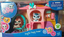 Littlest Pet Shop 2035 2036 New In Box Dachshund Husky Puppy Playful House