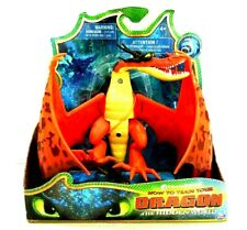 """How to Train your Dragon Hidden World 8 """" Hookfang Action Figure 4+ age NIB"""