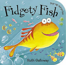 Very Good, Fidgety Fish, Galloway, Ruth, Book