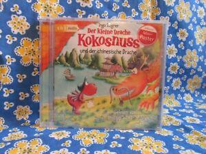 CD der kleine Drache Kokosnuss und der chinesische Drache OVP