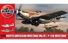 Airfix A05137 North American Mustang Mk.IV Plastic Kit