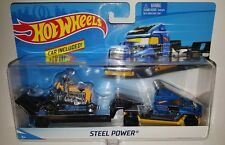 Hot Wheels New Steel Power car included. Great Gift Item !