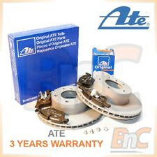 # ATE OE HEAVY DUTY FRONT BRAKE DISCS & PADS SET BMW 3 E90 BMW 1 316 318