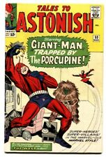 TALES TO ASTONISH #53 comic book-1964-GIANT-MAN-KIRBY--SILVER AGE-MARVEL