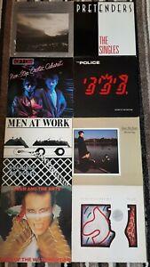 Vinyl Albums Job Lot X 8 Albums