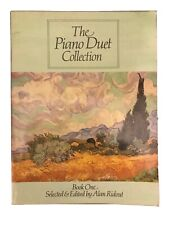 THE PIANO DUET COLLECTION: BOOK ONE-ed.Ridout-Mel Bay-Classical 1 Piano/4 Hands