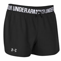 Under Armour Women's Play Up Shorts Black XS