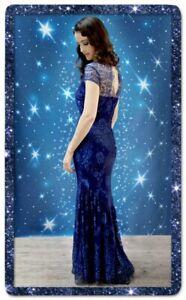 Nancy Mac Sirene dress, size 10, worn only once