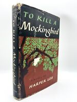 To Kill a Mockingbird - 1ST EDITION - 4th Printing Original DJ - Harper Lee 1960