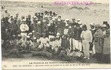 CPL56 - MAROC - EL MERADA - MAROCAINS MORTS AU COMBAT 1912 - LEGION ETRANGERE