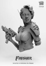 Nutsplanet Finisher Unpainted 1/12th scale bust kit