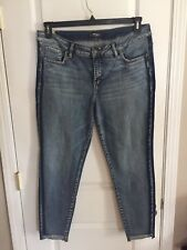 NWT SILVER AIKO Ankle Skinny Jeans Womens Plus Size 16