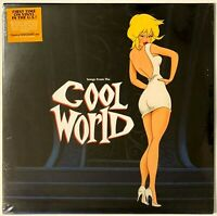 Cool World [David Bowie] LP Vinyl Record Album [Songs From the Motion Picture]