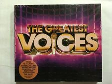 Voices: The Greatest: CD Pharrel Williams/Whitney/Celine Dion... NEW Sealed CD40