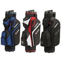 Ram Golf Premium Cart Bag with 14 Way Molded Organizer Divider Top