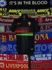 4.5/5 Portugal boys 128-137cm 8-10 years football shirt jersey trikot soccer